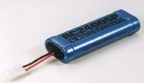 バッテリー・充電器 7.2V レーシングパック RC2400SP