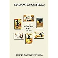 BiblioArt Post Card Series オールド・ハロウィンカード選集(1) 6枚セット(解説付き)