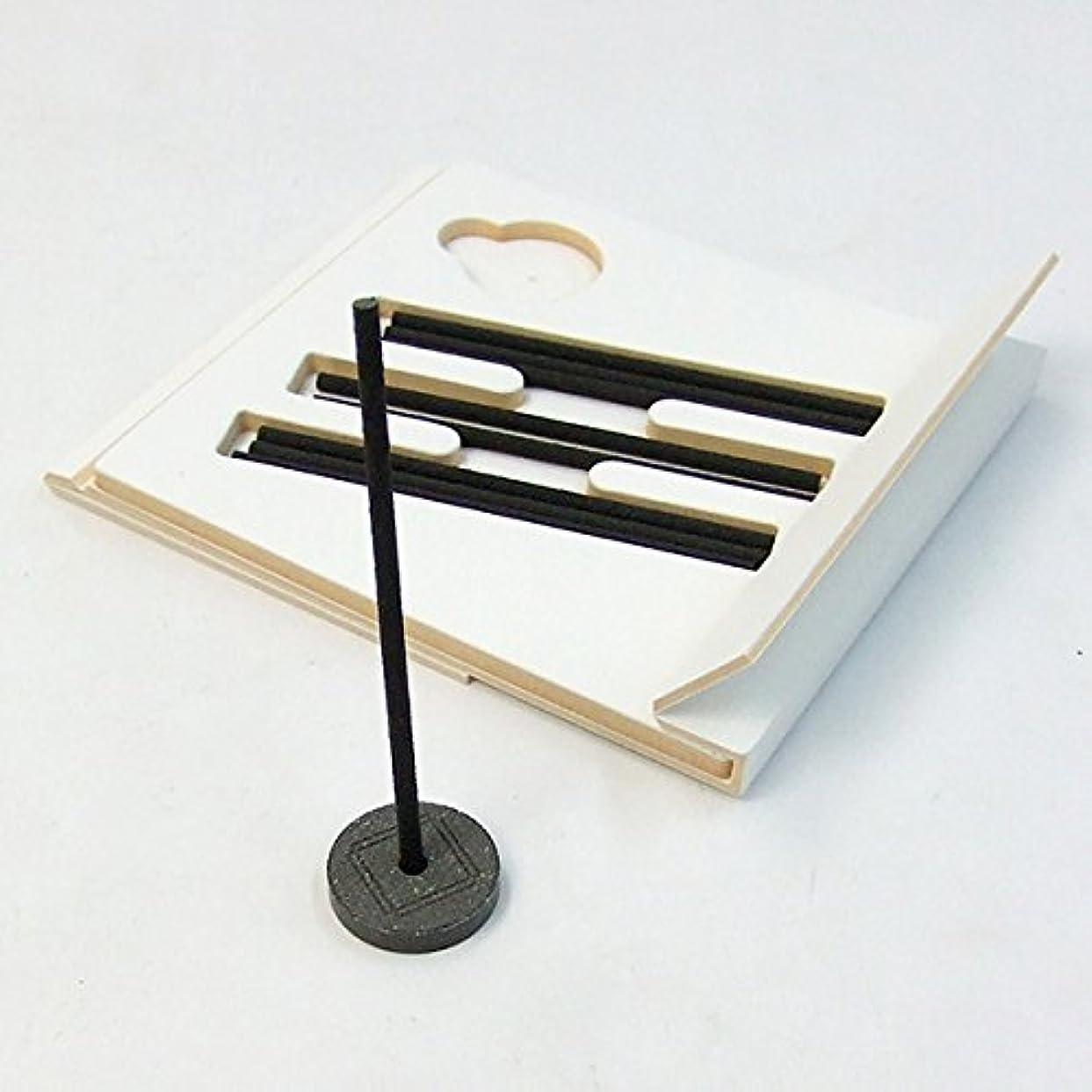 ペン脊椎ダンプ鈴鹿墨のお香 9本入
