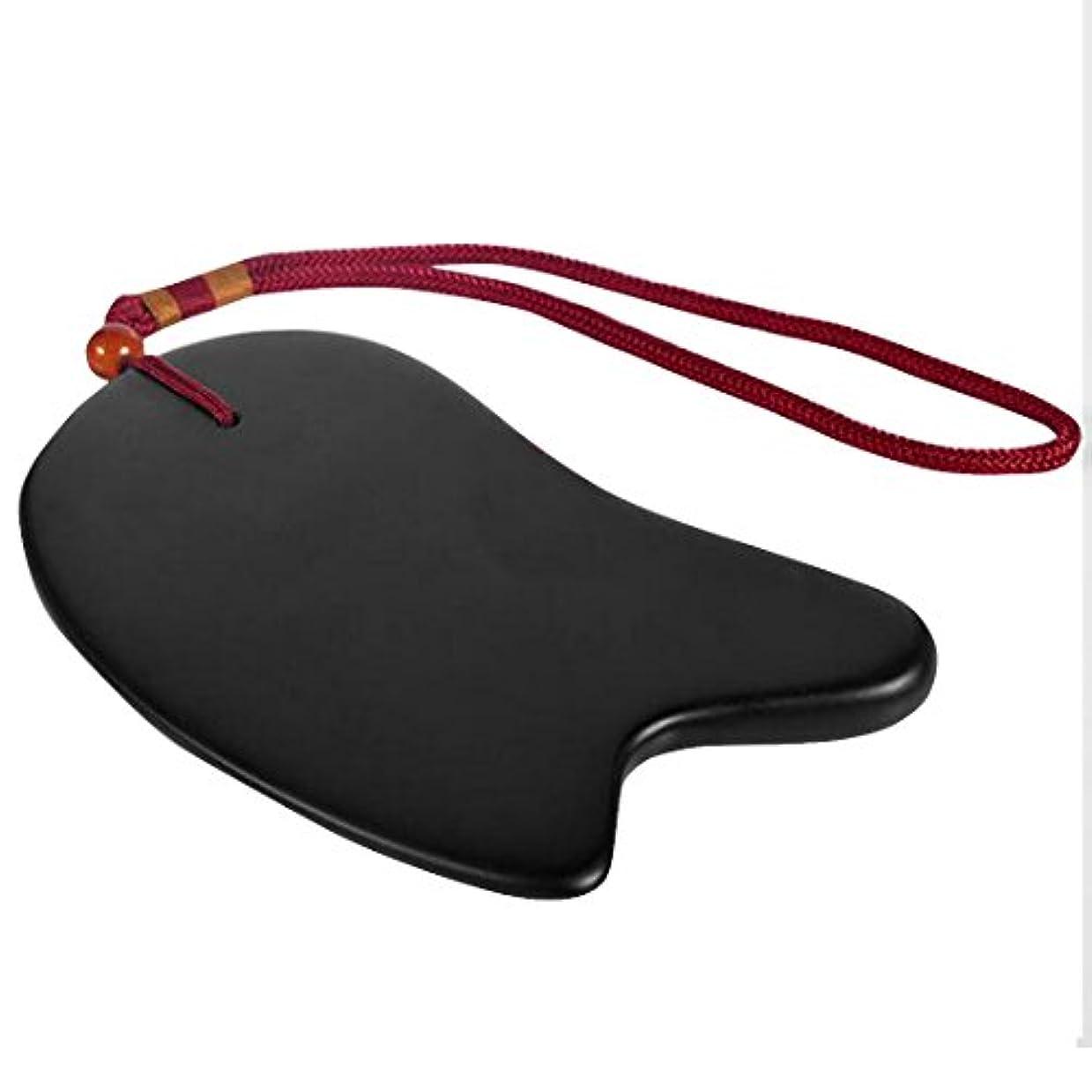 意識ブロック患者(イスイ) YISHUI風水 本物 天然石 ニードル 大きなウエスト 掻き板 顔 背中 身体の使用 W3411