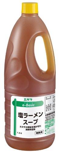 e-Basic 塩ラーメンスープ 1.8L