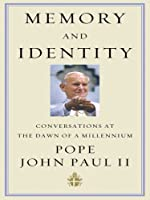 Memory And Identity: Conversations at the Dawn of a Millennium (Thorndike Large Print Inspirational Series)
