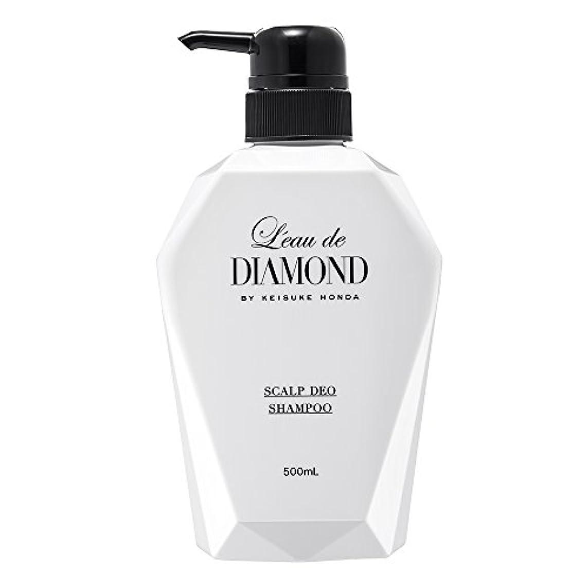 理容室ファン専門ロードダイアモンド 薬用スカルプデオシャンプー 500ml