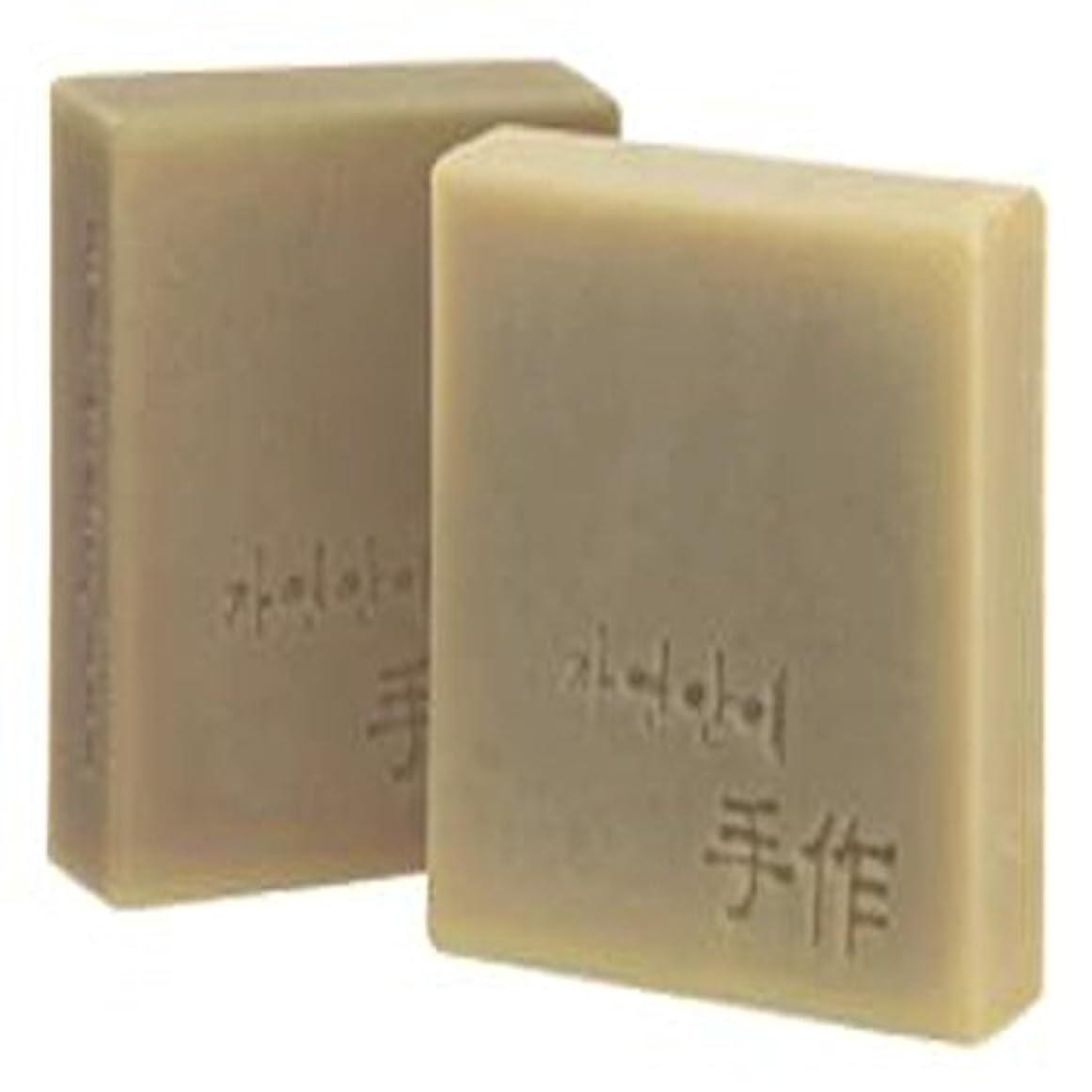 快適買い物に行くうんNatural organic 有機天然ソープ 固形 無添加 洗顔せっけん [並行輸入品] (SousAre)