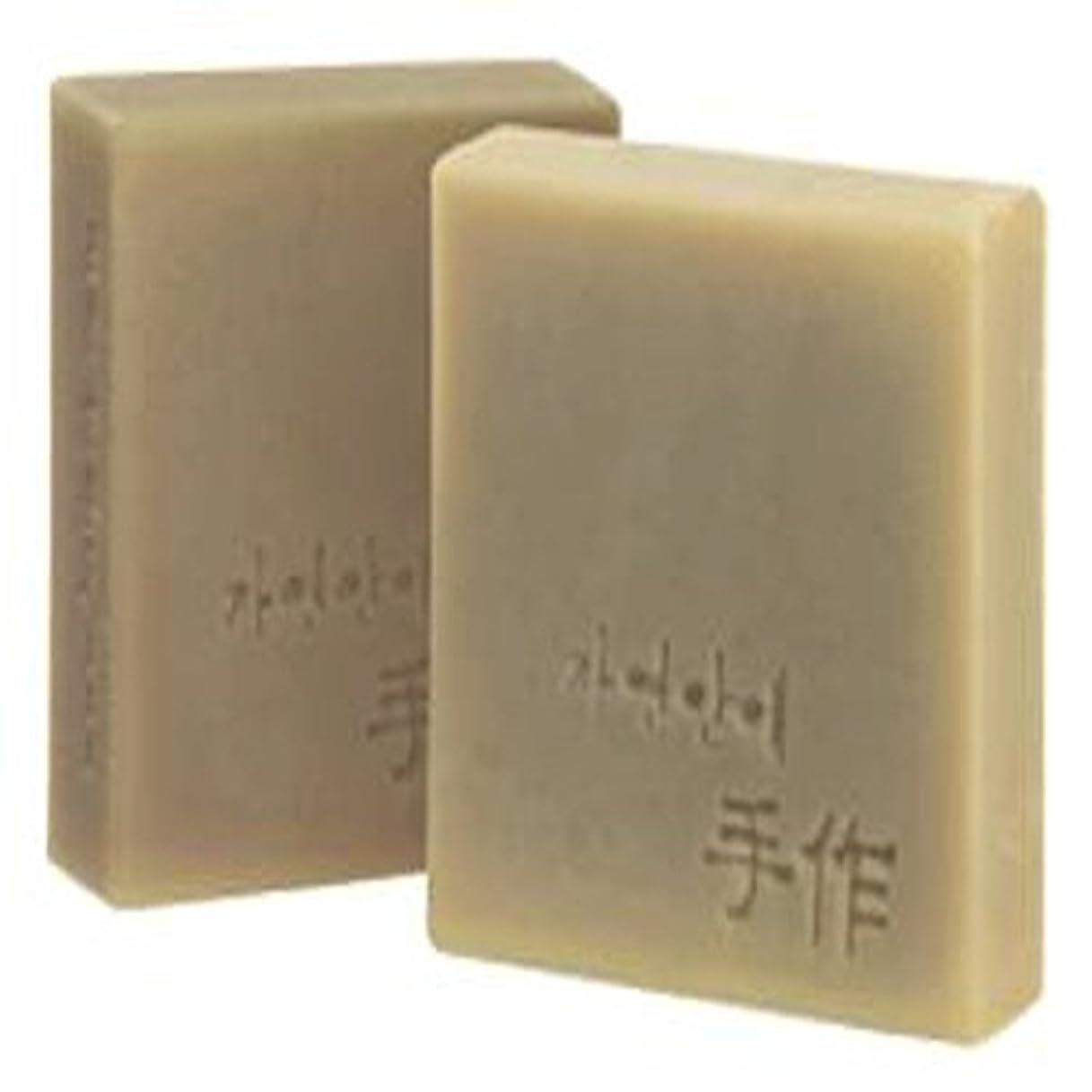 深める著者ポケットNatural organic 有機天然ソープ 固形 無添加 洗顔せっけん [並行輸入品] (SousAre)