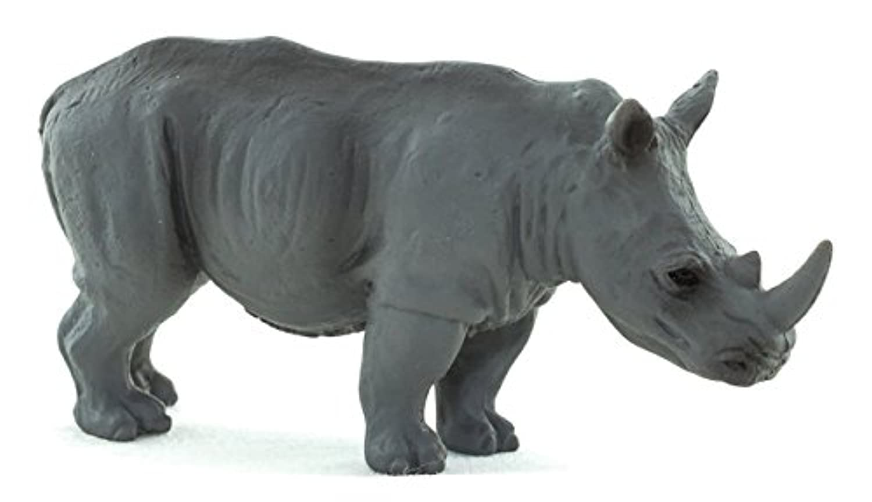 アニマルプラネット MOJO 動物 フィギュア サイ 5cm 塗装済み PVC APM387403