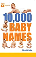 10000 Baby Names [並行輸入品]