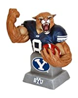 CS Moore Studios MX Collectibles College Football BYU Cougars Team Mascot Bust by CS Moore Studios