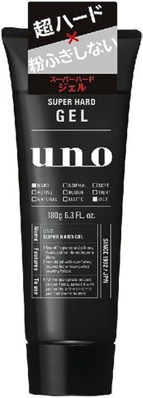 ウーノ スーパーハードジェル × 36個セット