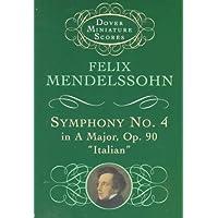 Symphony No. 4 (Dover Miniature Scores)