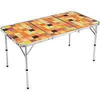 コールマン テーブル ナチュラルモザイクリビングテーブル/140プラス 2000026750
