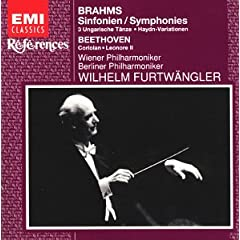EMI フルトヴェングラー指揮 ブラームス交響曲全集他の商品写真