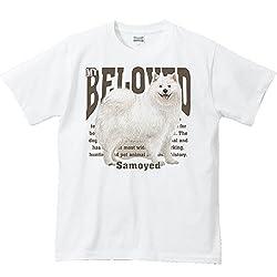エムワイディエス(MYDS) サモエド(愛犬シリーズ)/半袖Tシャツ