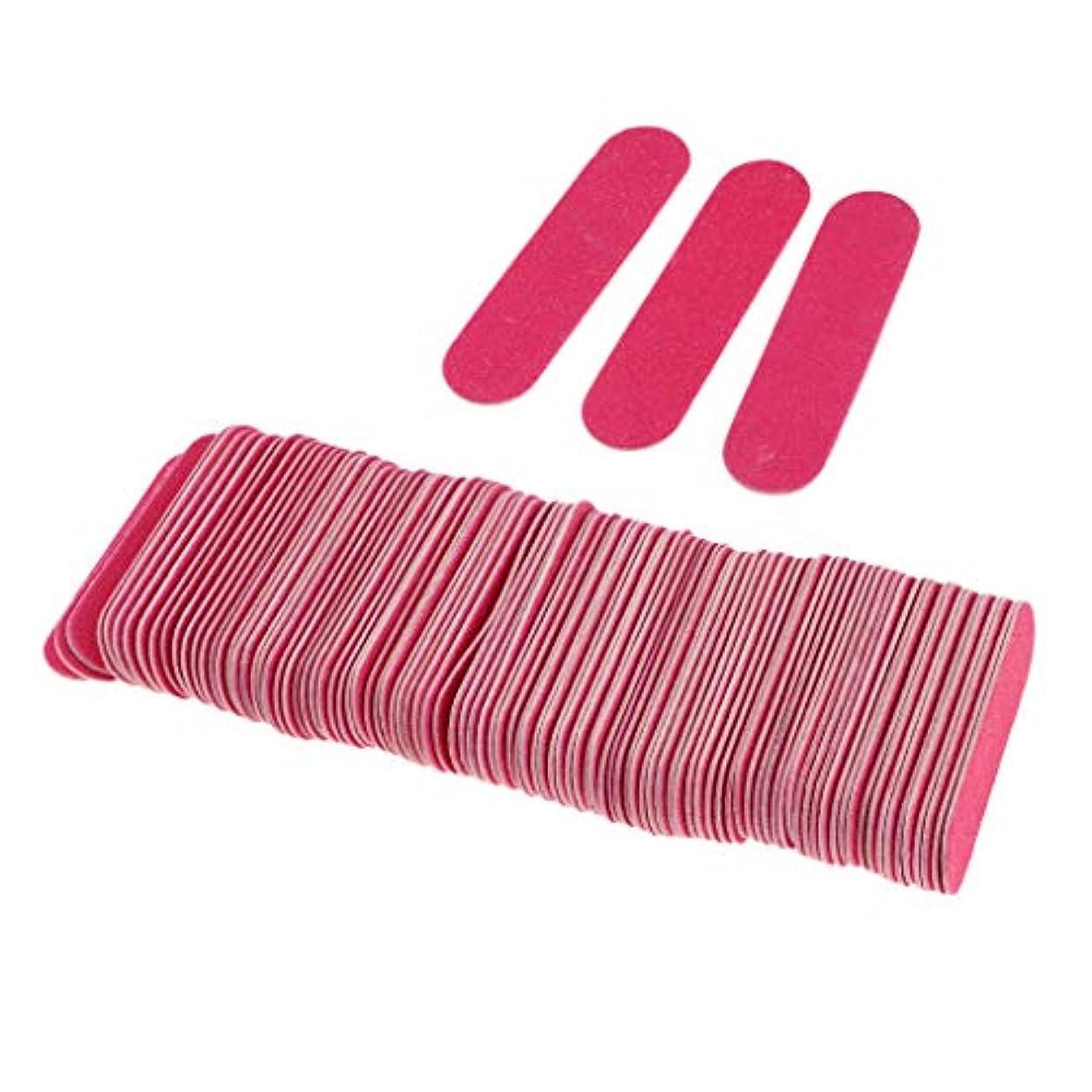 ウガンダ送金フォーラムT TOOYFUL ネイルファイル 爪磨き 爪やすり バッファーブロック ネイルサロン ツール 約100個入り
