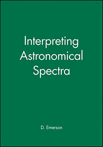 Interpreting Astronomical Spectra