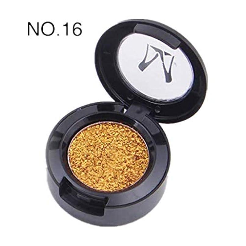 フォアタイプバンカー分泌する7001-074Mファッション単色アイシャドウパレットシマーメイクツールシマーアイシャドウ化粧品キットのフルシマーアイシャドウ