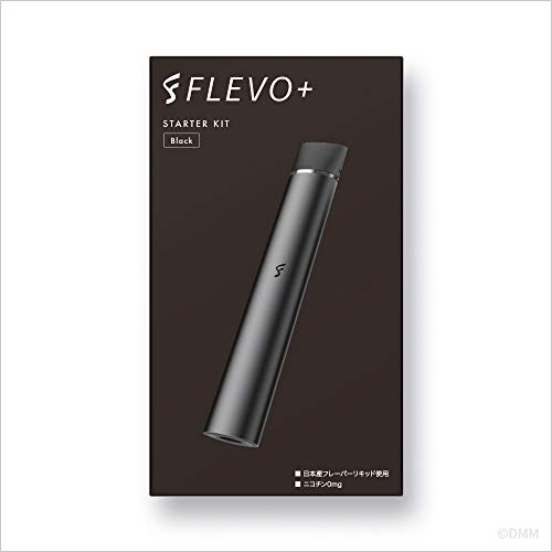 FLEVO+ スターターキット [ブラック]