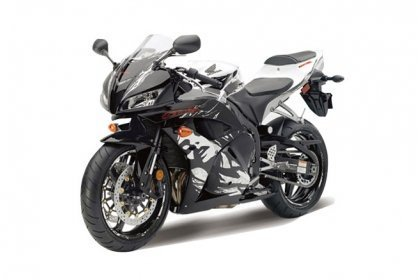 Rastar 1:9 Scale Honda CBR600 RR Motorcycle Diecast Model by Rastar [並行輸入品]
