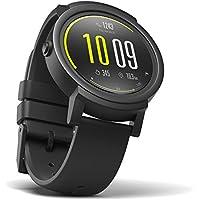 Ticwatch スマートウォッチ 最快適 Smartwatch-Shadow 1.4インチOLEDスクリーン Android Wear 2.0 iOSとAndroid対応 Googleアシスタント搭载 Ticwatch E ブラック