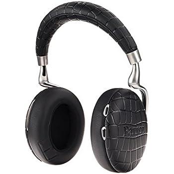 【国内正規品】Parrot Zik3 密閉型ワイヤレスヘッドホン ノイズキャンセリング Bluetooth NFC Qi Apple Watch対応 Black Crocodile