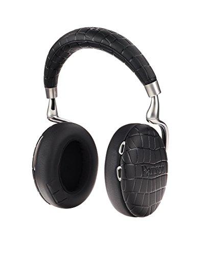 国内正規品Parrot Zik3 密閉型ワイヤレスヘッドホン ノイズキャンセリング Bluetooth NFC Qi Apple Watch対応 Black Crocodile