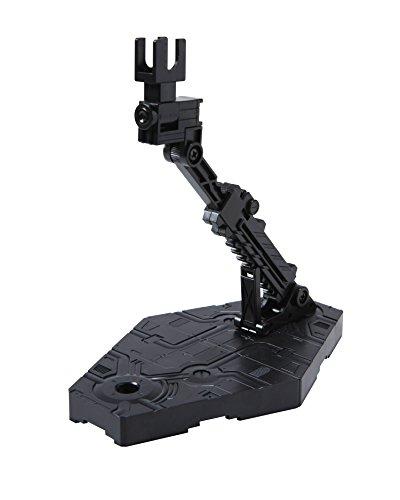 バンダイ アクションベース 2 ブラック 1/144スケール HG/RG対応 BAN149845 ディスプレイスタンド