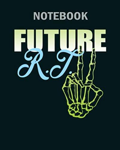 [画像:Notebook: future radiology tech peace sign - 50 sheets, 100 pages - 8 x 10 inches]