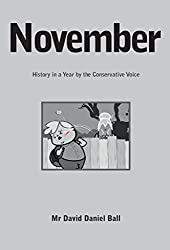 November: History in a Year by the Conservative Voice (English Edition)