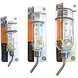 M-PETS 350 Ml Glass Drinking Bottle