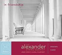 In Friendship by Alexander String Quartet (2012-02-14)