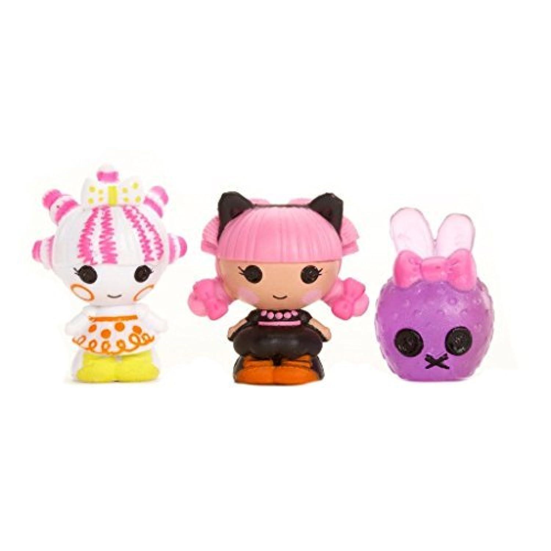 Lalaloopsy Tinies Doll (3-Pack)- Style 4 by Lalaloopsy [並行輸入品]