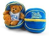 UCLA Basketball Zipper Stuffed Animal by PLUSHLAND [並行輸入品]