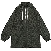 Zara Women Puffer Jacket with Hood 3046/059 Green
