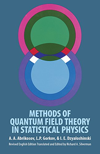 Download Methods of Quantum Field Theory in Statistical Physics (Dover Books on Physics) 0486632288