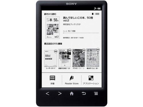 ソニー 電子書籍リーダー Reader 6型 Wi-Fiモデ...