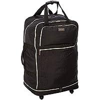 Biaggi Luggage Zipsak Microfold Spinner Suitcase, 31-Inch