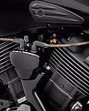 ハーレーダビッドソン/Harley-Davidson スクリーミンイーグル・10MMファットスパークプラグワイヤー・ブラック/31600048A■ハーレーパーツ■ワイヤー /STREET