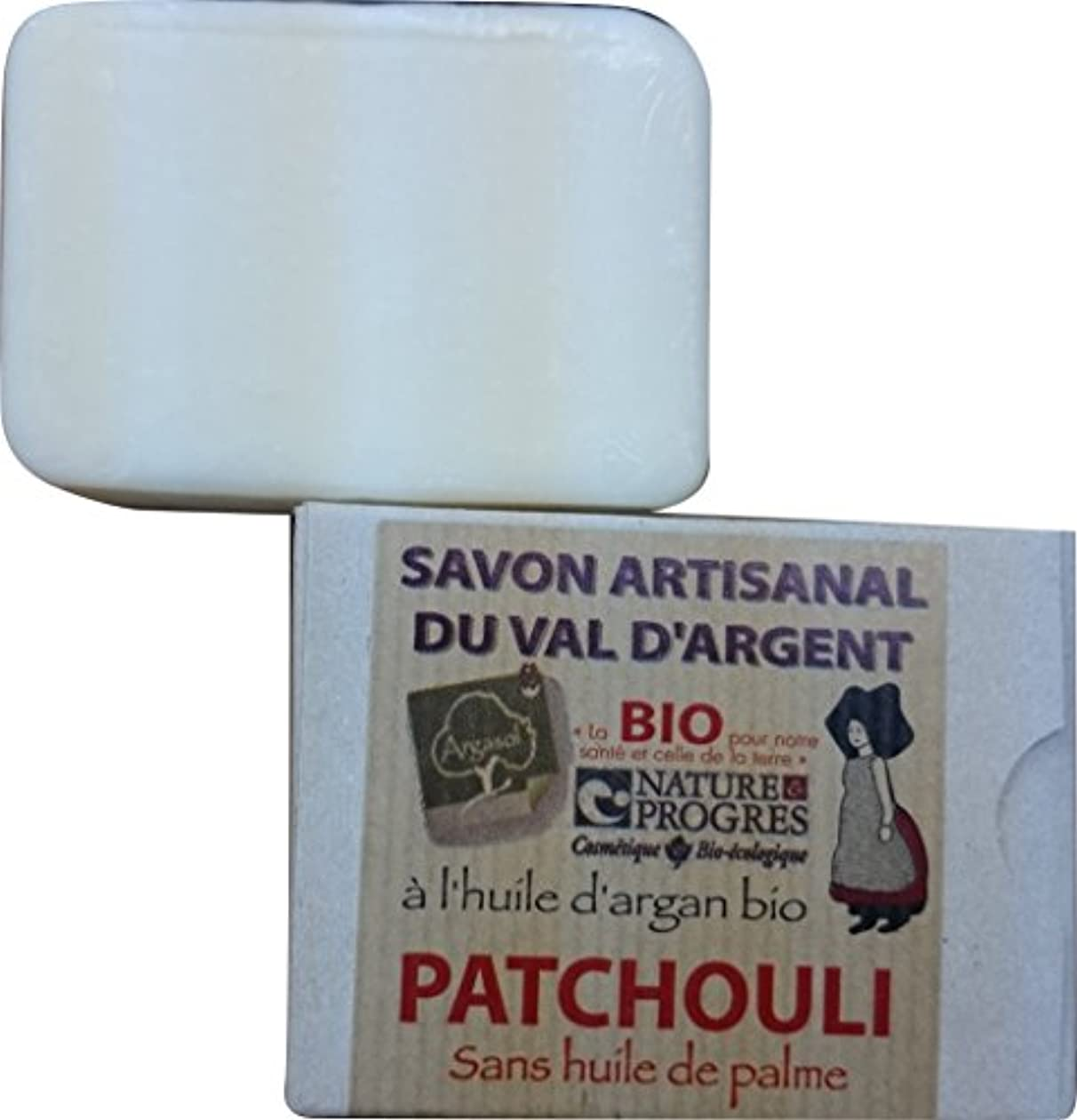 明らかに豊かにする洗剤サボン アルガソル(SAVON ARGASOL) パチョリ