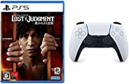 【PS5】LOST JUDGMENT:裁かれざる記憶 + DualSense セット