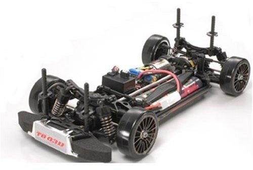 1/10 電動RCカーシリーズ No.420 1/10 RCC TB-03Dシャーシキット ドリフトスペック 58420
