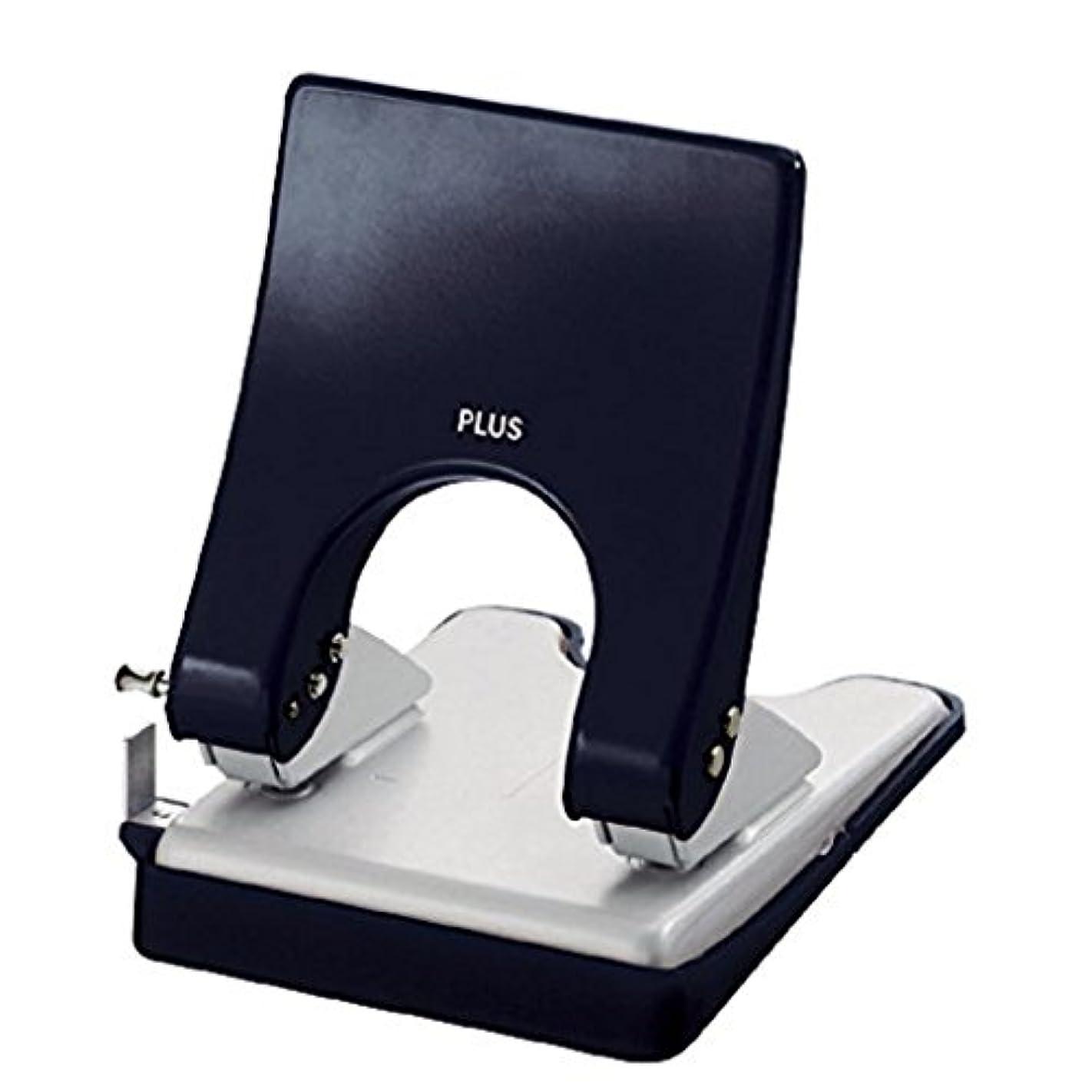 課税縫う飾る(まとめ買い)プラス パンチ フォース1/2 M PU-830A 黒 【×3セット】