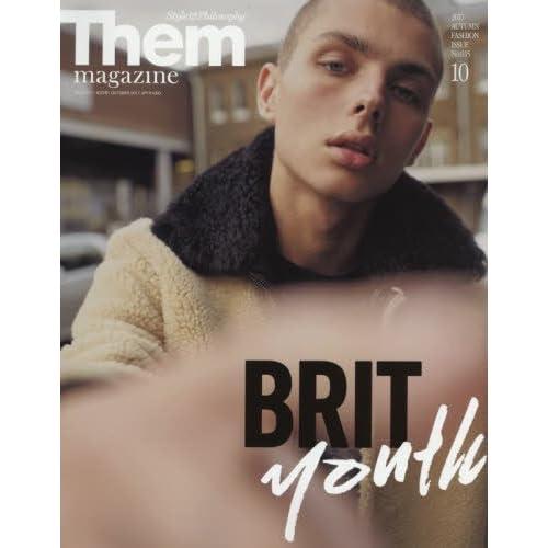 Them magazine(ゼムマガジン) 2017年 10 月号 [雑誌]