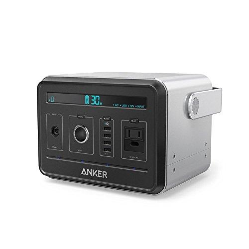 「Anker PowerHouse」ノートPCも充電可能!キャンプや災害時に活躍する120,600mAhのポータブル電源が50,000円