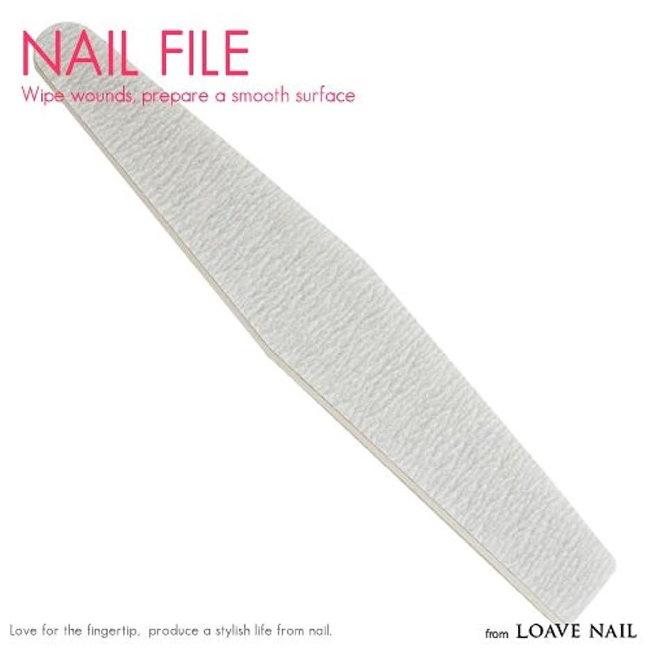 格差領事館保存ネイルファイル 100/180 ジェルネイル ネイル用品