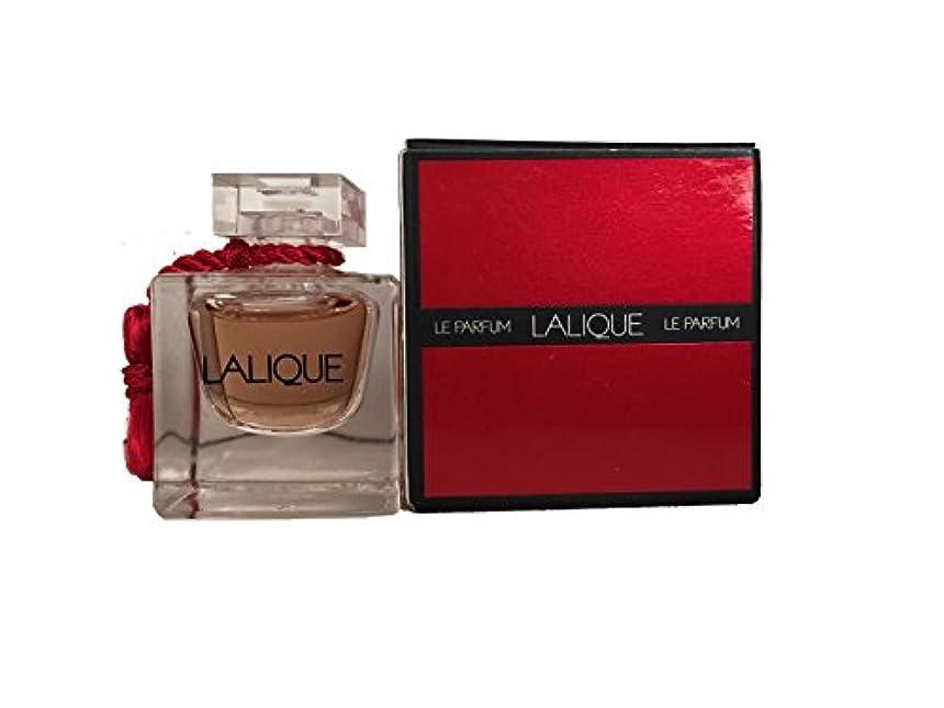 気晴らし麻痺させる十分ですLalique Le Parfum EDP Mini(ラリック ル パルファム オードパルファン ミニ)4ml [並行輸入品]