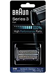 [Only Foil] Braun 31B それが唯一のシェーバー箔を含む箔(含まれないものカッター) [並行輸入品]