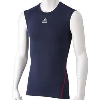(アディダス)adidas TF ENTRY スリーブレスTシャツ LC589 X53231 マリン S
