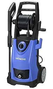 日立工機 家庭用高圧洗浄機 水道接続式 AC100V 1200W 10m高圧ホース付 10m延長ホース、洗浄ブラシ付 FAW110(S)