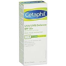 Cetaphil UVA/UVB Defence SPF50+, 50 ml