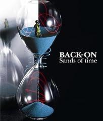 BACK-ON「Sands of time」のジャケット画像